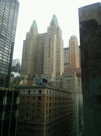 Roger Smith Hotel: 窓からの景色