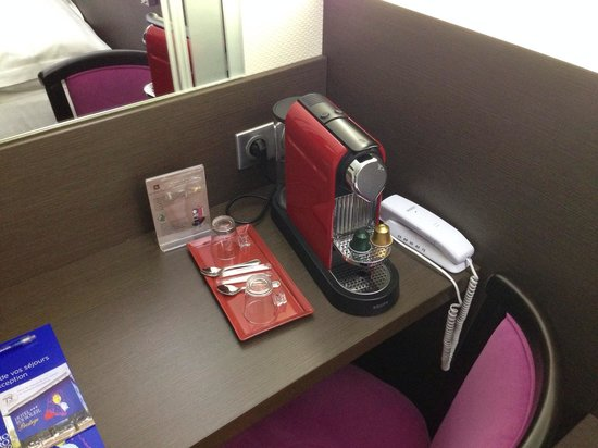 Hotel Roi Soleil Prestige : Le petit plus qui fait beaucoup. What else!!