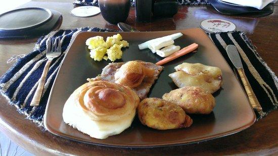 Orange County Resorts Kabini : Lovely food