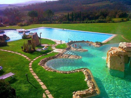 Hotel Adler Thermae Spa & Relax Resort: Piscine
