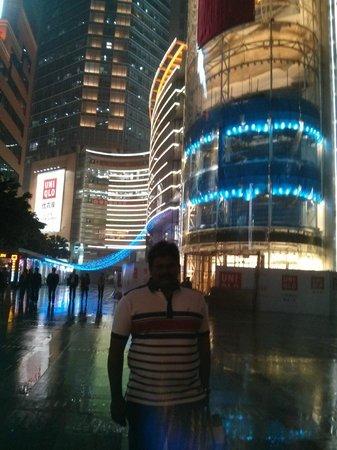 Sheraton Guangzhou Hotel: Victory Plaza