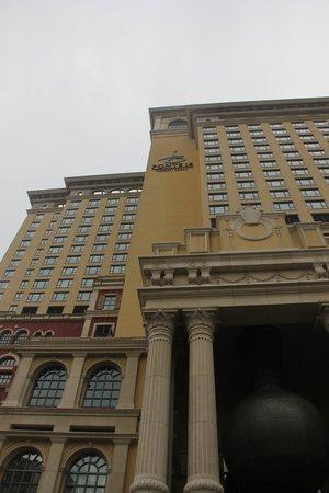 Sofitel Macau At Ponte 16: magnificent outlook !