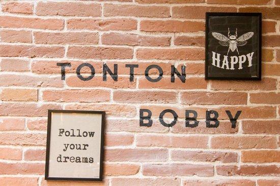 TONTON BOBBY Interieur Du Restaurant
