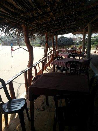Sanrel Hotel : Resturant