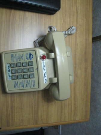 "Days Inn Phoenix North: ""cordless phone"""