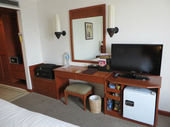 The Imperial Mae Ping Hotel: 部屋