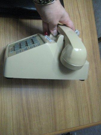 Days Inn Phoenix North: corless phone