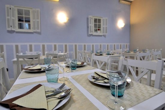 Hotel Albachiara: Sala ristorante