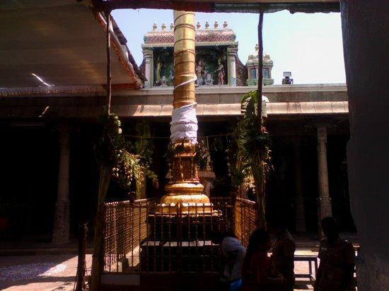 Kapaleeshwar Temple: kalaleeswar temple-Muralitharan photo
