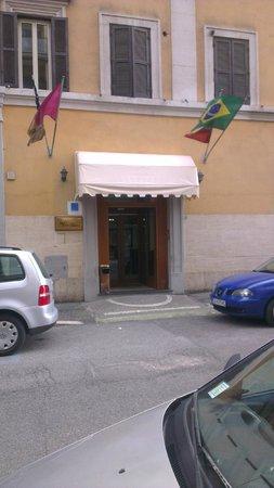 Hotel Primus Roma: в номере