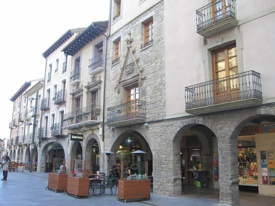 Hotel Oroel: Jaca