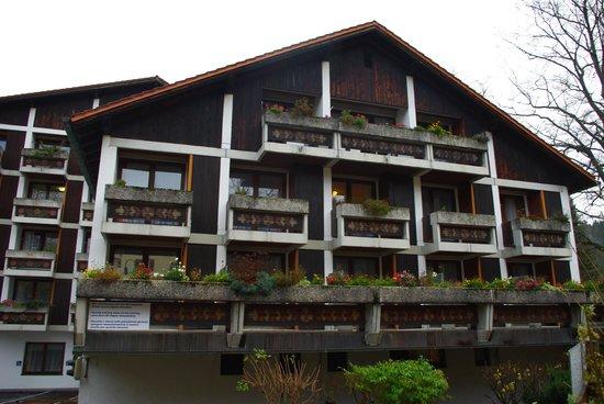 Euro Park Hotel: ホテル外観