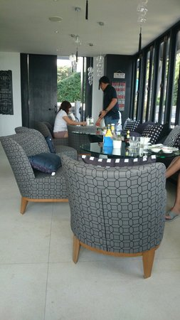 The Blue Sky Resort @ Hua Hin: Restaurant