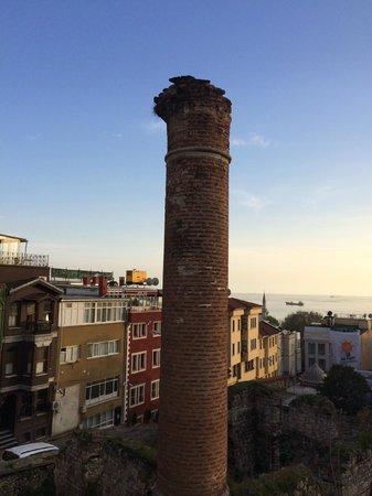 Ada Hotel Istanbul : love it .
