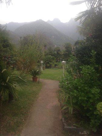 Park Hotel Rovio-Albergo del Parco : الحديقه