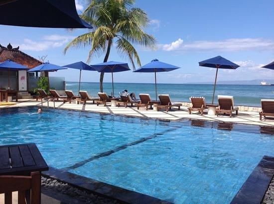 Royal Candidasa: Royal Bali Beach Club : paradise revisited