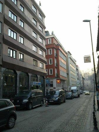 Erboy Hotel: Hotel