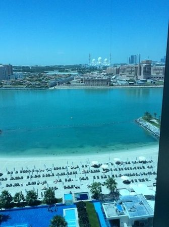 Fairmont Bab Al Bahr : view from room