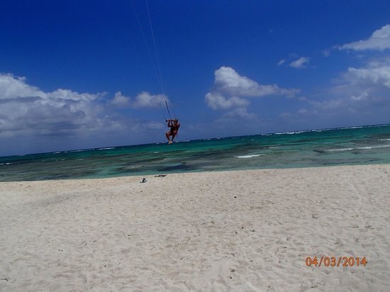 Bavaro Kite School: Beach