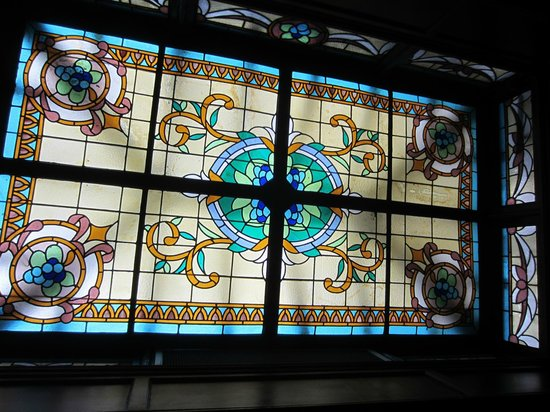O'Neill's Bar and Restaurant : Roof window