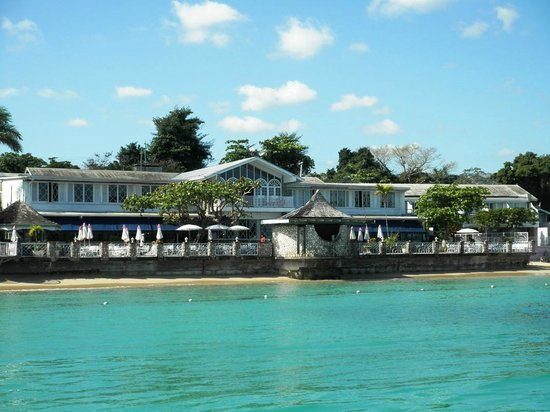 Shaw Park Beach Hotel Spa General View