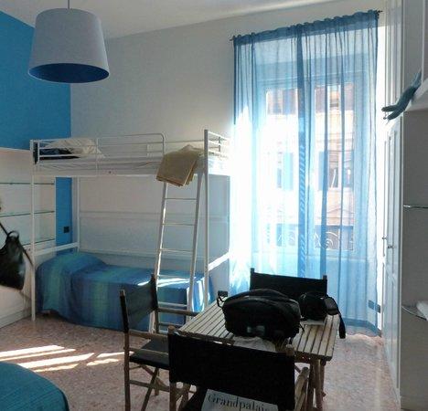 Il Vagamondo: chambre (2)