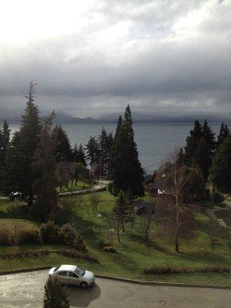 Hotel Villa Huinid Bustillo: Vista desde mi habitacion