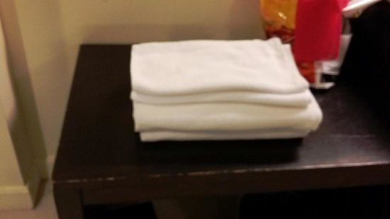 Me Hotel : new towels