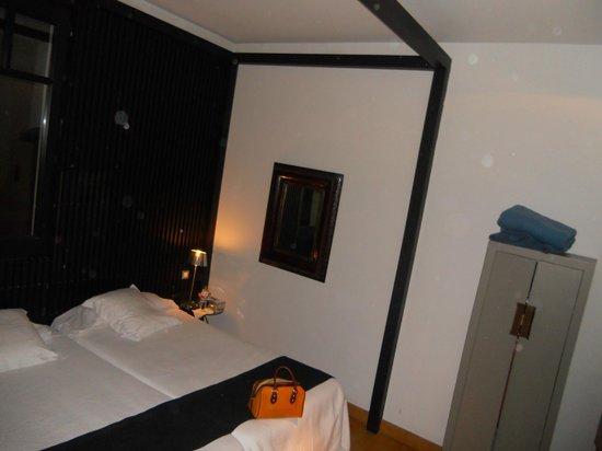 Market Hotel: La chambre