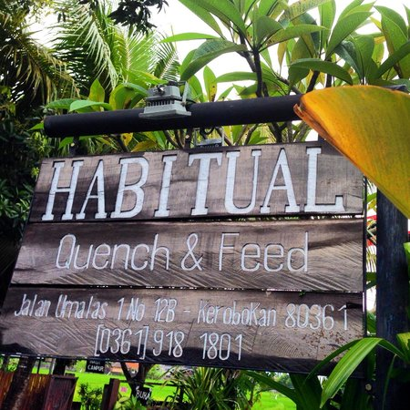 Habitual Quench & Feed: Worth finding