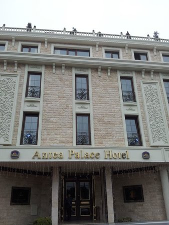 BEST WESTERN Antea Palace Hotel & Spa : building