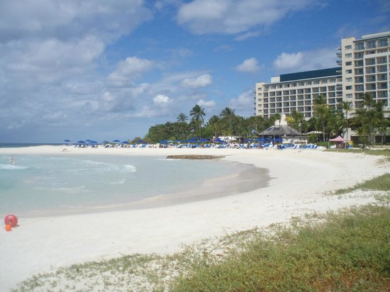Hilton Barbados Resort: main beach