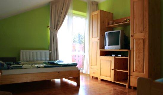 Penzion V Strani: room/2 single beds