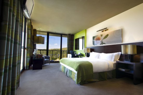 Thaba Eco Hotel: Luxury Rooms