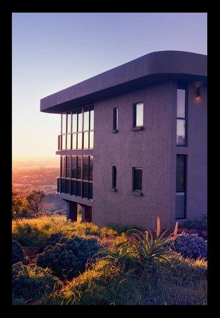 Thaba Eco Hotel: Luxury Room View