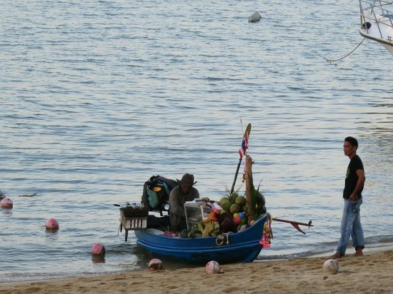 Fisherman's Village : のどかな雰囲気