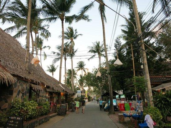 Fisherman's Village : 街並み