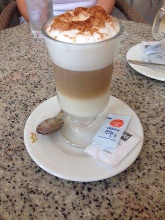 Hotel Riu Caribe: Best coffee