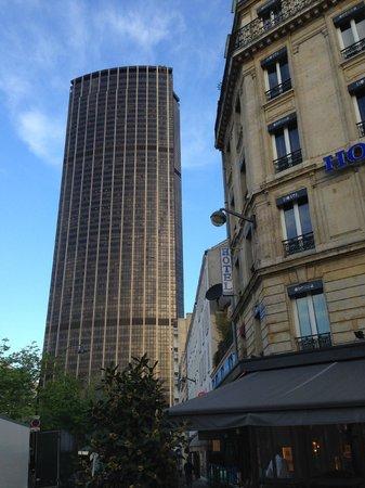 Hôtel Odessa Montparnasse: Hôtel