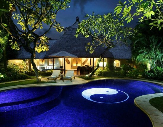 three bedroom villa - picture of the villas bali hotel & spa