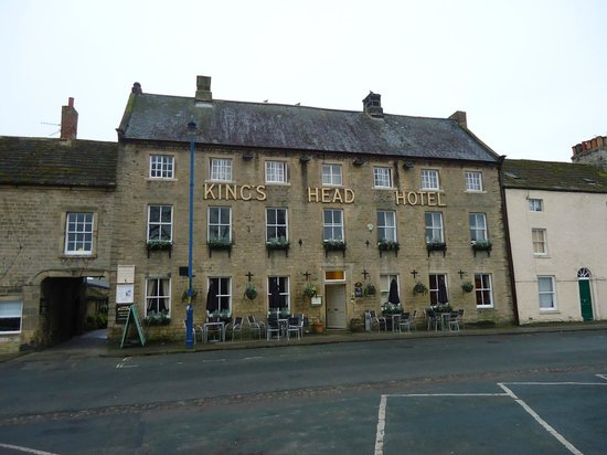 Kings Head Hotel Masham : Historical ambience
