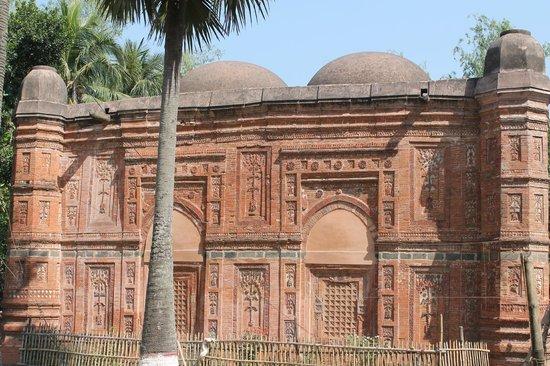 Rajshahi City, Bangladesh: Bagha mosque