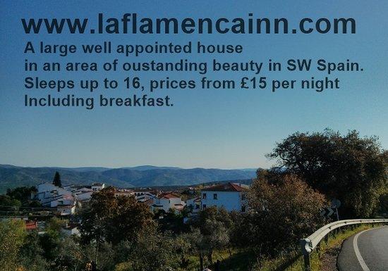 La Flamenca Inn: A rural paradise!