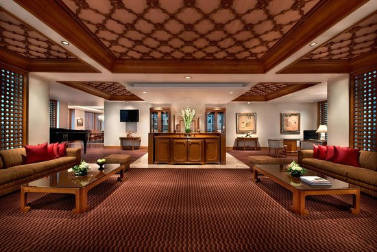 Penthouse living room - Picture of The Sultan Hotel & Residence ...