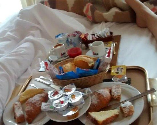 Hotel Myriam: la fantastica colazione