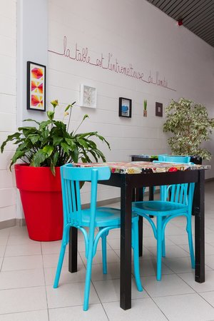 Centre Européen de Séjour : Cafetaria