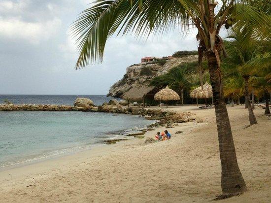 Blue Bay Curacao: Beach