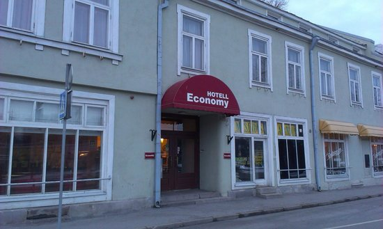 Economy Hotell: Милое место :)