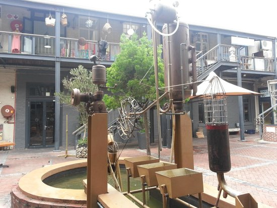 Old Biscuit Mill: Plush Props in 1st floor