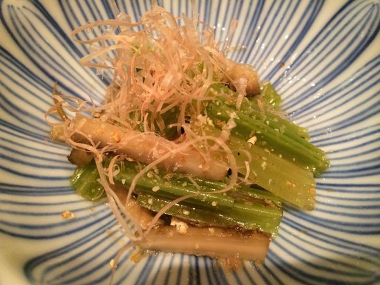Koryu : Celery